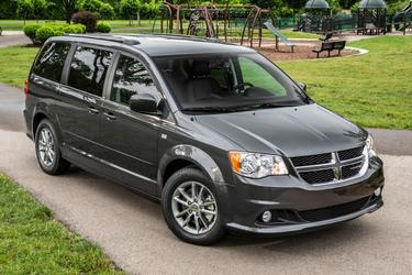 2014 Dodge Grand Caravan 4DR WGN AMERICAN VALUE PKG Goldsboro NC