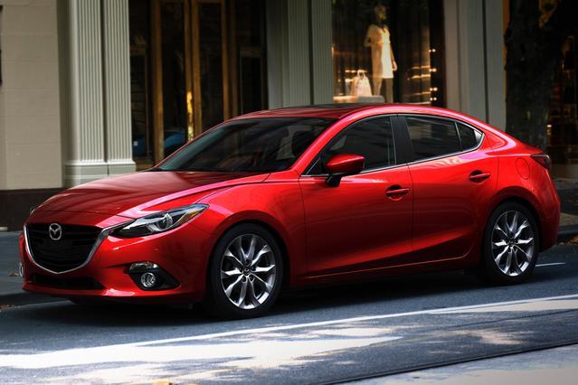 2014 Mazda Mazda3 I SV Slide 0