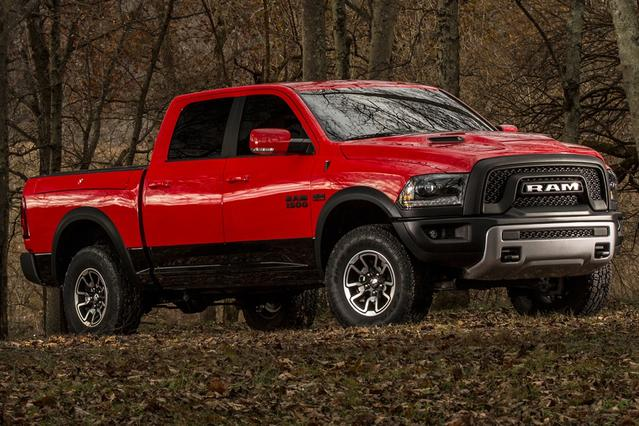 2016 RAM 1500 EXPRESS Short Bed Slide 0
