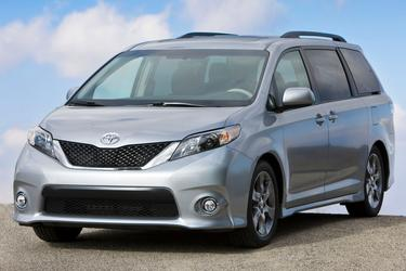 2012 Toyota Sienna LE Rocky Mount NC