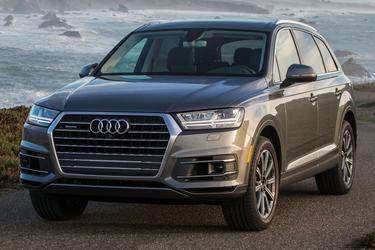 2017 Audi Q7 PREMIUM PLUS SUV North Charleston SC