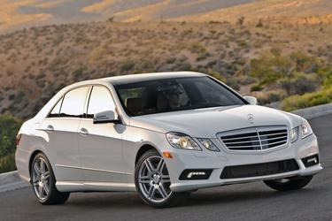 2012 Mercedes-Benz E-Class E 350 SPORT Sedan Merriam KS