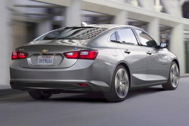2016 Chevrolet Malibu LS Sedan North Charleston SC
