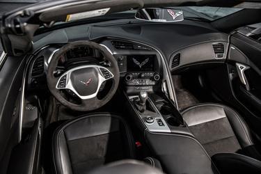 2016 Chevrolet Corvette Z06 3LZ Convertible Apex NC