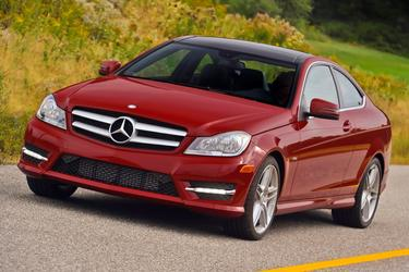 2012 Mercedes-Benz C-Class C 250 LUXURY Sedan Apex NC