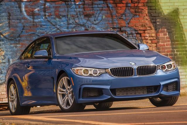 2015 BMW 4 Series 428I Convertible Slide 0
