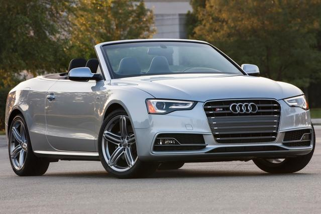 2016 Audi S5 PREMIUM PLUS 2dr Car Slide 0