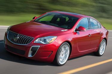2015 Buick Regal GS Sedan Apex NC