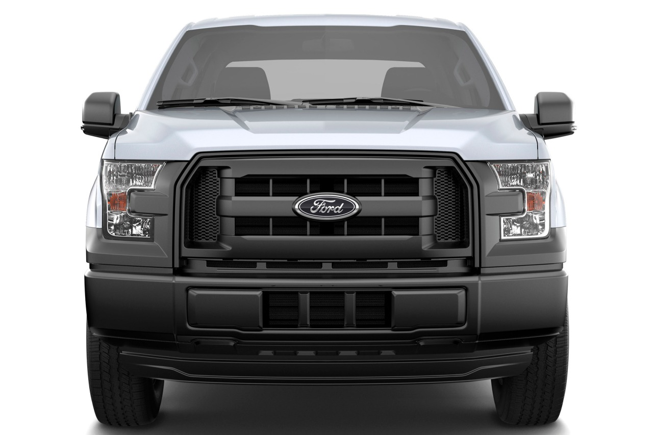 2015 Ford F-150 XLT Crew Pickup Slide 0