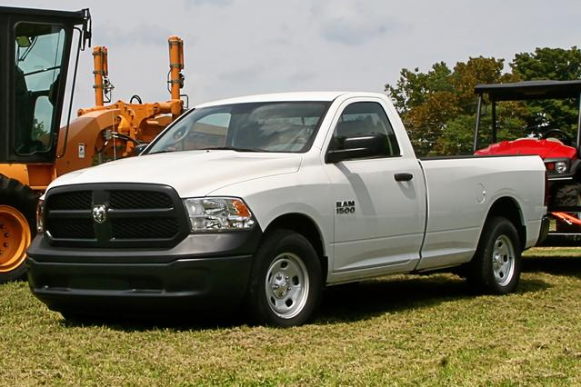 2013 Ram 2500 BIG HORN Slide 0