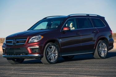 2013 Mercedes-Benz GL-Class GL 550 SUV Merriam KS