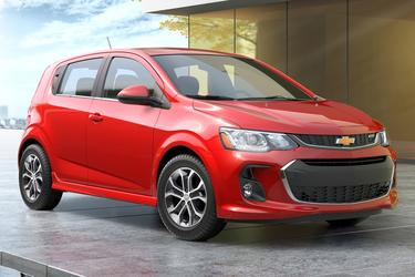 2017 Chevrolet Sonic LT Hatchback Slide