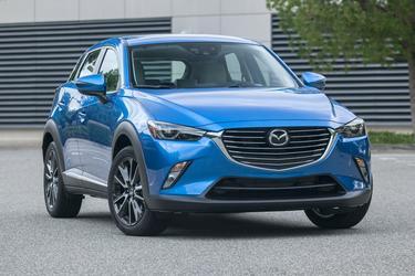 2017 Mazda Mazda CX-3 SPORT AWD Sport 4dr Crossover Green Brook NJ