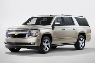 2016 Chevrolet Suburban LTZ SUV Merriam KS