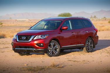 2017 Nissan Pathfinder SV North Charleston South Carolina