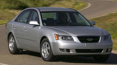 2006 Hyundai Sonata GLS V6 Winston-Salem NC