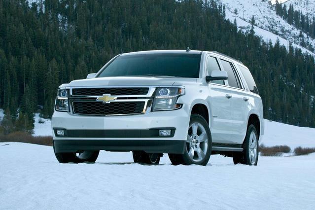 2017 Chevrolet Tahoe LT Hillsborough NC