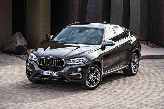 2017 BMW X6 XDRIVE35I SUV Slide 0