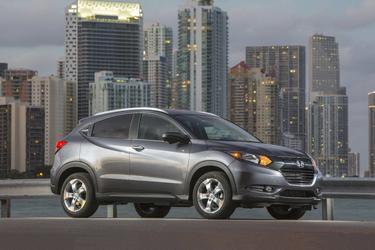 2017 Honda HR-V EX-L NAVI SUV Merriam KS