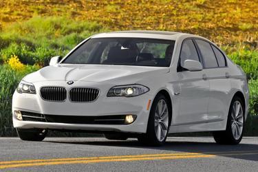2012 BMW 5 Series 535I Cary NC