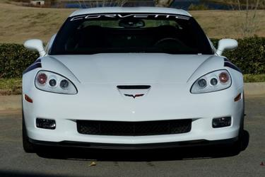2007 Chevrolet Corvette Z06 2dr Car Slide 0
