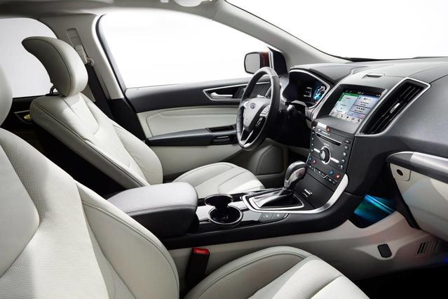 2017 Ford Edge TITANIUM Hillsborough NC