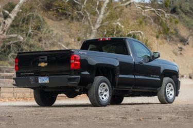 2017 Chevrolet Silverado 1500 LT Pickup North Charleston SC