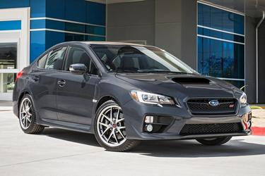 2017 Subaru WRX LIMITED Sedan Merriam KS