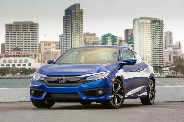 2017 Honda Civic EX-T 4dr Car Hillsborough NC