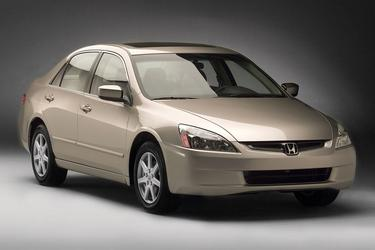 2004 Honda Accord EX-L 4dr Car Slide