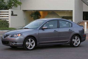 2004 Mazda Mazda3 S  NC