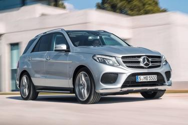 2017 Mercedes-Benz GLE GLE 400 SUV Slide