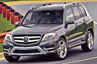 2015 Mercedes-Benz GLK-Class GLK 350 SUV Wilmington NC
