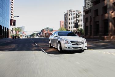 2012 Cadillac CTS Sedan 4DR SDN 3.0L RWD Sedan Apex NC