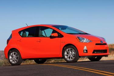 2012 Toyota Prius c THREE Hatchback Apex NC