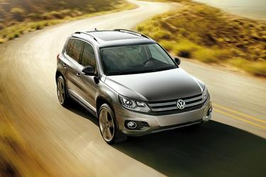 2017 Volkswagen Tiguan S Slide