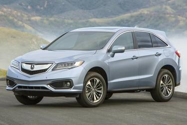 2017 Acura RDX W/TECHNOLOGY/ACURAWATCH PLUS PKG SUV Slide