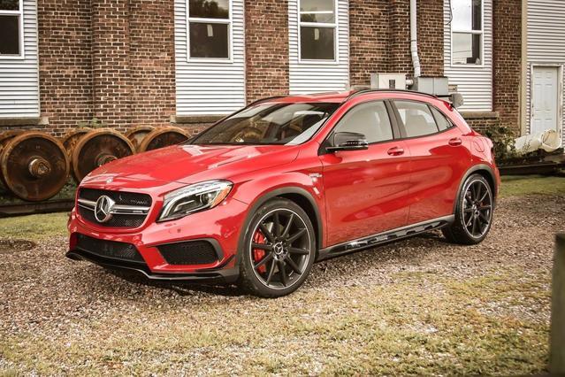 2017 Mercedes-Benz GLA GLA 250 Sport Utility Slide 0