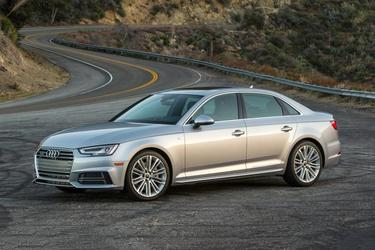 2017 Audi A4 SEASON OF AUDI ULTRA PREMIUM Sedan Merriam KS