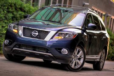 2014 Nissan Pathfinder PLATINUM SUV Merriam KS