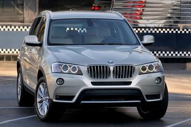 2014 BMW X3 XDRIVE35I SUV Slide