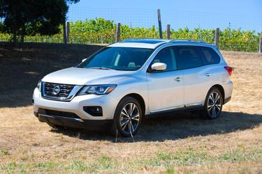 2017 Nissan Pathfinder S SUV North Charleston SC