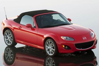 2012 Mazda Mazda MX-5 Miata SPORT Convertible Apex NC