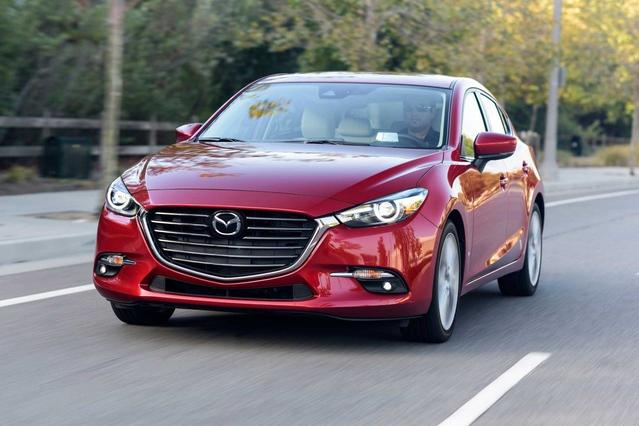 2017 Mazda Mazda3 SPORT 4dr Car Slide 0