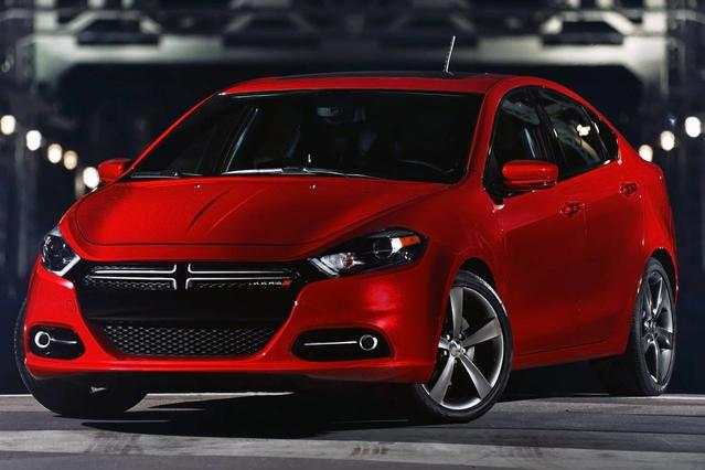 2016 Dodge Dart SXT 4dr Car Slide 0