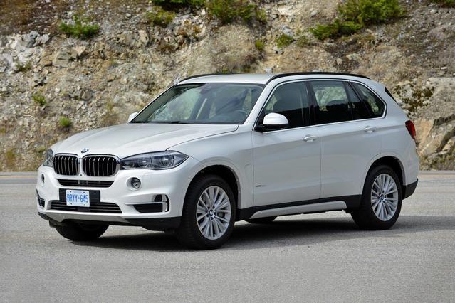 2017 BMW X5 XDRIVE35I SUV Slide 0