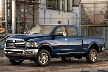2012 Ram 2500 BIG HORN Pickup Apex NC