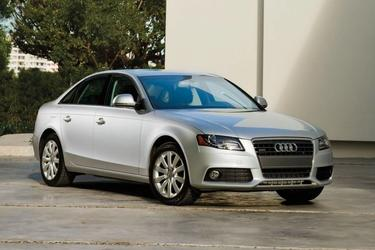 2012 Audi A4 2.0T PREMIUM PLUS Sedan Merriam KS