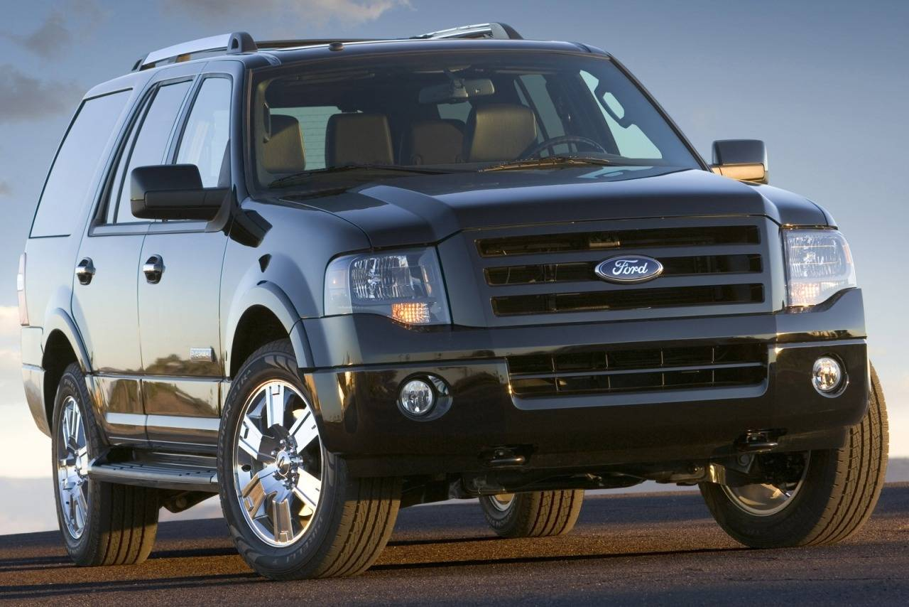 2008 Ford Expedition EDDIE BAUER SUV Slide 0