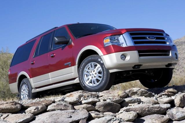 2013 Ford Expedition El LIMITED SUV Slide 0